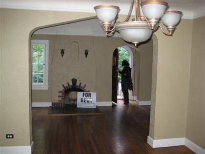 Dennis 39 weblog 2009 october - Verf haar woonkamer ...